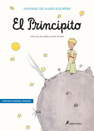 EL PRINCIPITO (EDICIÓN BILINGÜE CON EL TEXTO ORIGINAL EN FRANCÉS)