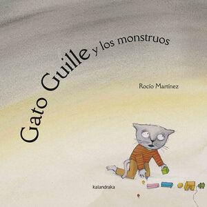 GATO GUILLE Y LOS MONSTRUOS
