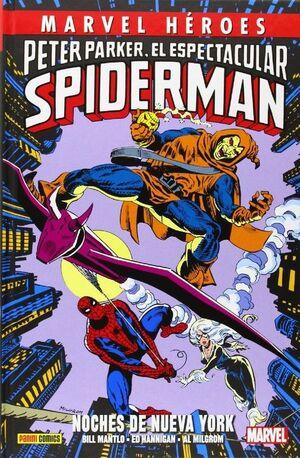SPIDERMAN. NOCHES EN NUEVA YORK