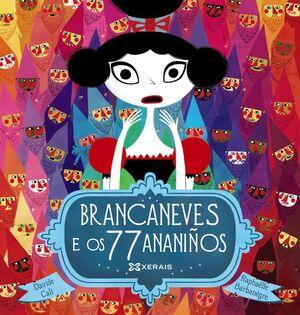 BRANCANEVES E OS 77 ANANIÑOS