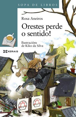ORESTES PERDE O SENTIDO!