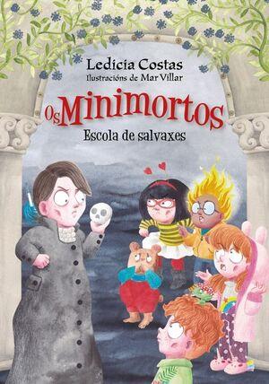 ESCOLA DE SALVAXES. OS MINIMORTOS