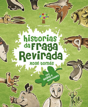 HISTORIAS DA FRAGA REVIRADA