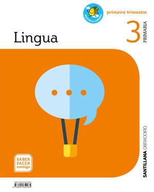 LINGUA 3 PRIMARIA SABER FACER CONTIGO