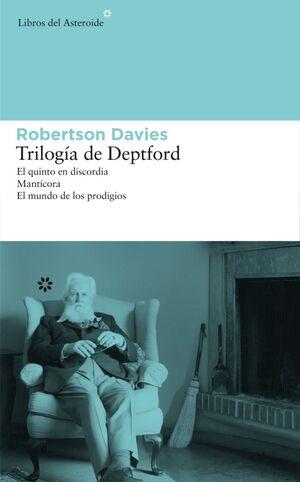 ÓMNIBUS: TRILOGÍA DE DEPTFORD