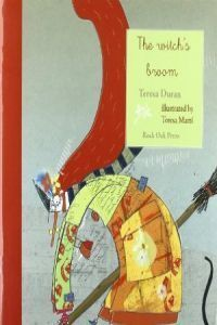 THE WITCH'S BROOM (LETRA MAYÚSCULA)