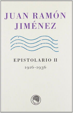 J.R.JIMENEZ EPISTOLARIOS, (2T)