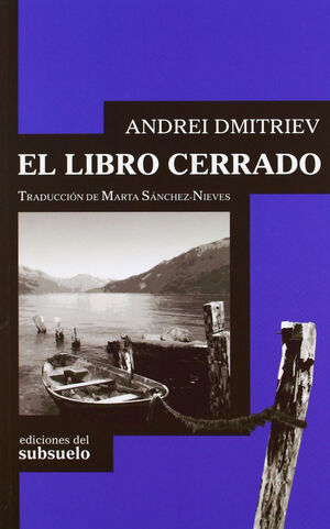 LIBRO CERRADO