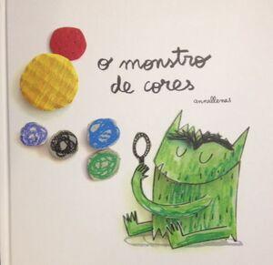 O MONSTRO DE CORES