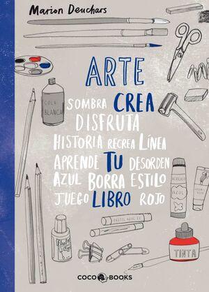 ARTE, CREA TU LIBRO