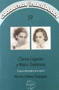 * CLARICE LISPECTOR Y MARIA ZAMBRANO CI-59