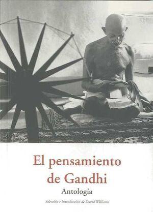 PENSAMIENTO DE GANDHI B-138