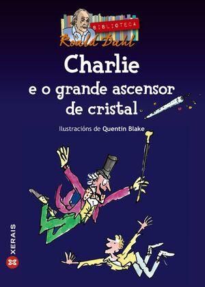 CHARLIE E O GRANDE ASCENSOR DE CRISTAL