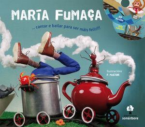 MARIA FUMA?A (CON CD E DVD)