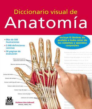 DICCIONARIO VISUAL DE ANATOMIA