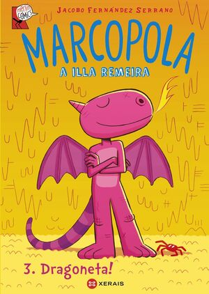 MARCOPOLA 3. DRAGONETA!