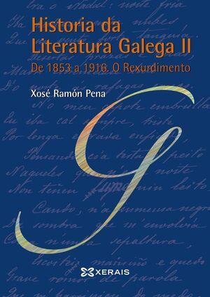 HISTORIA DA LITERATURA GALEGA II