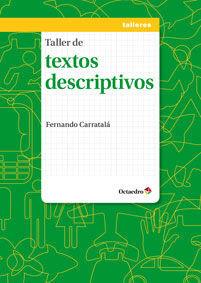 TALLER DE TEXTOS DECRIPTIVOS