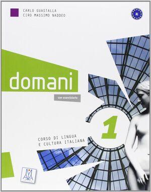 DOMANI 1 (ALUMNO+DVD)