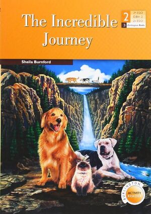 THE INCREIBLE JOURNEY